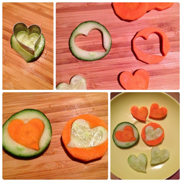 Cucumber Carving 5 Easy And Quick Ways To Decorate Kids Plate