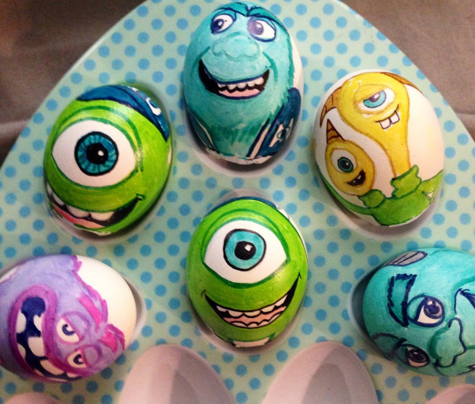 10 Unique Ideas For Coloring Easter Eggs Fun With Kids