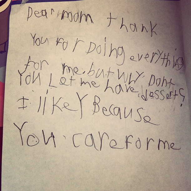 Ways To Tell Mom How You Really Feel This Mothers Day Fun - 12 hilariously honest mothers day cards from kids