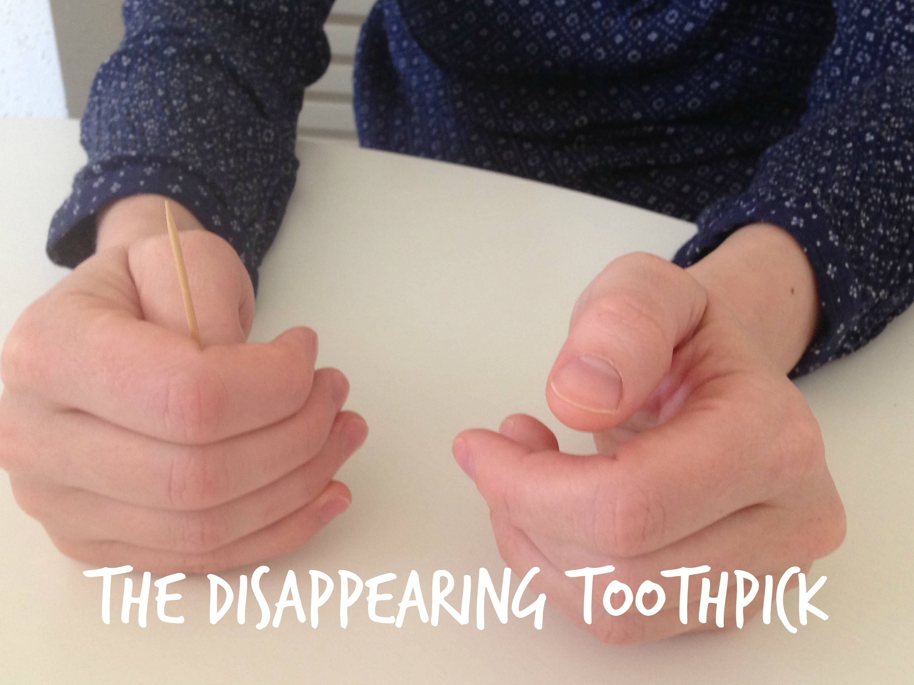 disappearing toothpick 3