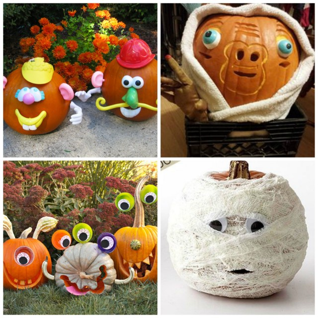 20 Awesome Ways To Decorate Your Pumpkin Fun With Kids