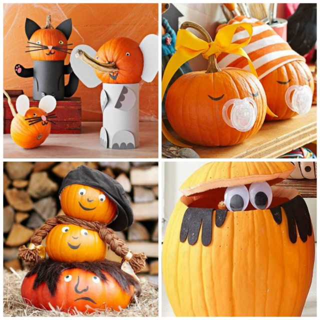 20 Awesome Ways To Decorate Your Pumpkin