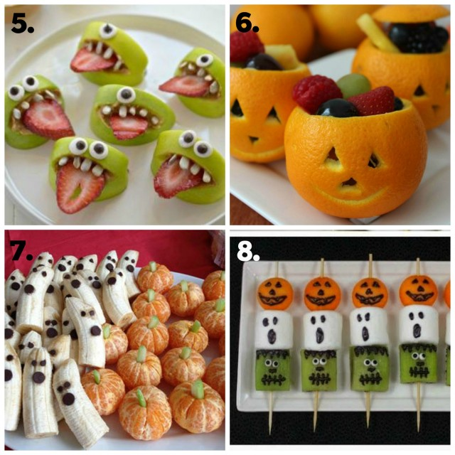 halloween snacks toddlers