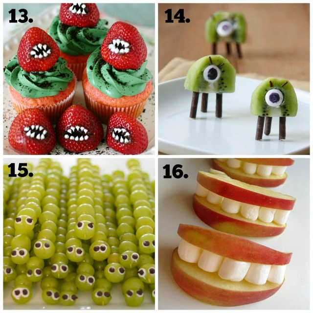 32 spook tacular halloween party foods for kids fun