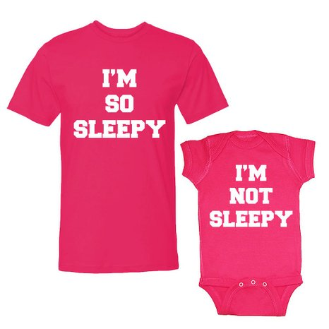 14 Of The Funniest Matching Shirts For Parents And Baby Fun With Kids