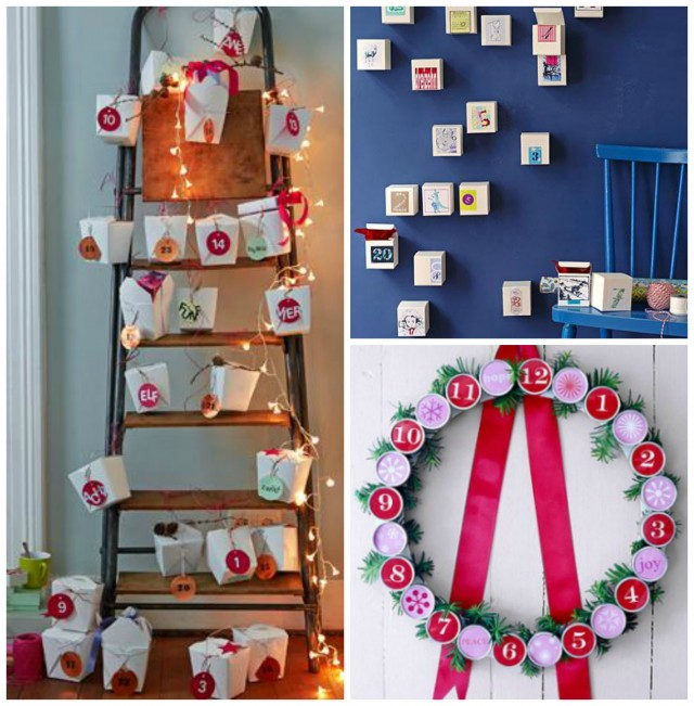 Creative do it yourself advent calendars fun with kids creative do it yourself advent calendars solutioingenieria Images