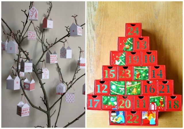 Creative do it yourself advent calendars fun with kids advent calendar 13 solutioingenieria Images