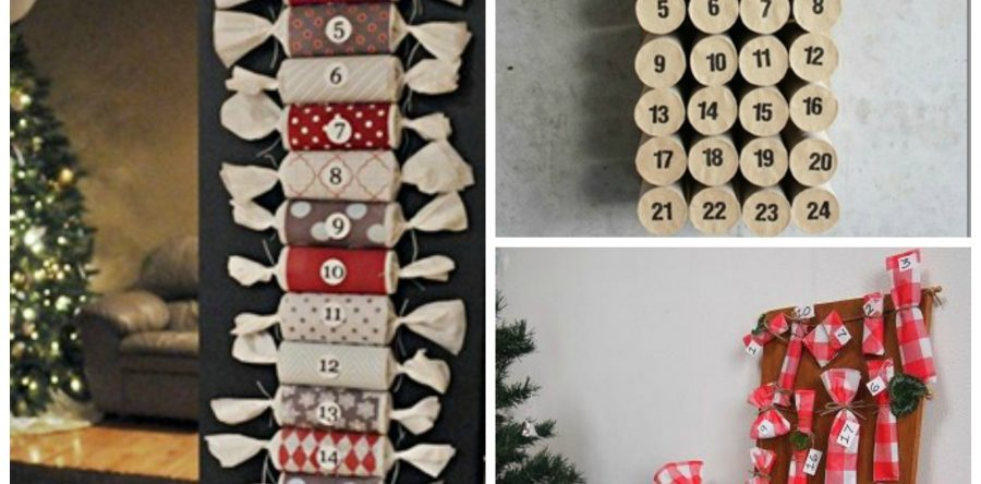 Creative do it yourself advent calendars fun with kids creative do it yourself advent calendars solutioingenieria