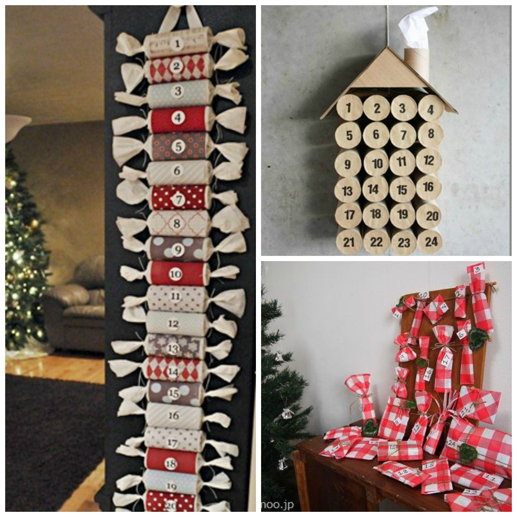 Creative do it yourself advent calendars fun with kids solutioingenieria Image collections