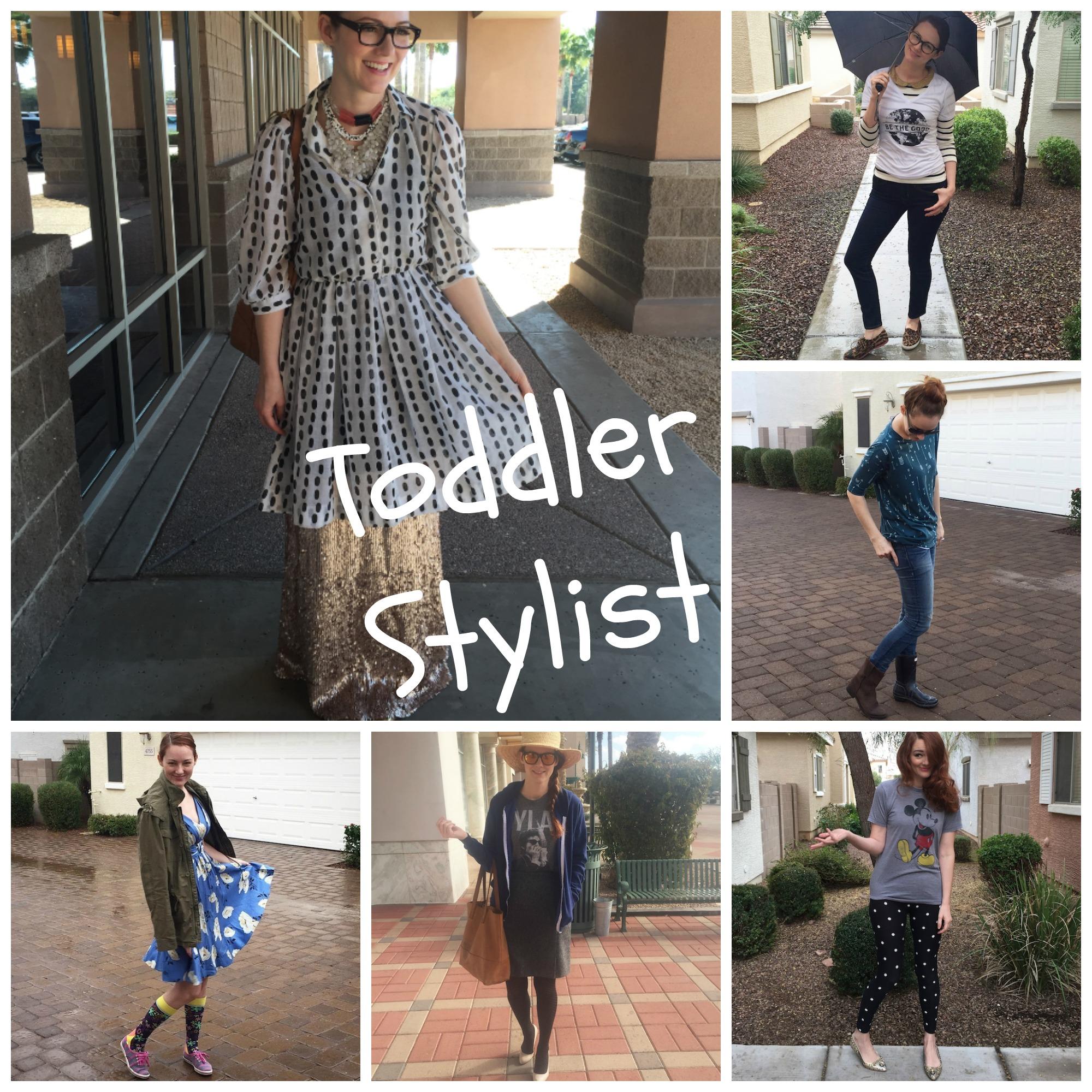 toddler stylist