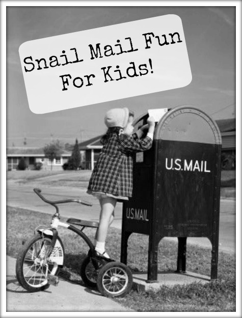 Everyone Likes To Get Mail As In An Actual Letter The Box It Feels So Much More Personal Than Those Quick Shot Messages Through Internet Or By