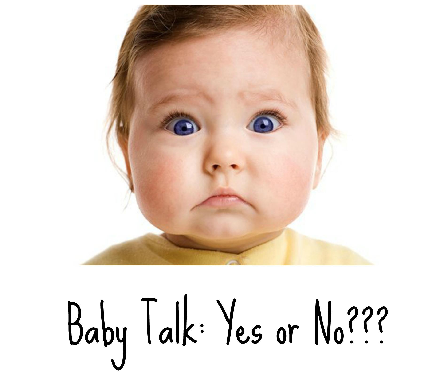 baby talk