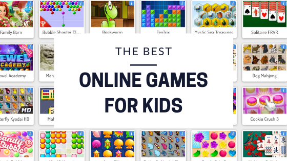 The Best Free Online Games For Kids - Fun With Kids
