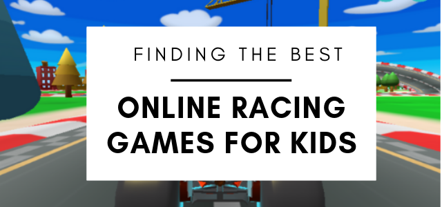 The Best Online Car Games For Kids Fun With Kids