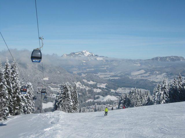Söllereck-Skigebiet