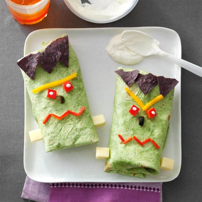 6 easy halloween recipes for kids