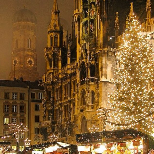 Family Friendly Christmas Markets in Muncher