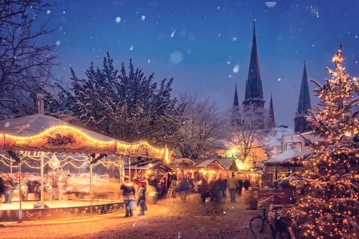 Christmas Markets In Europe To Visit With Kids