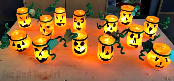 6 Easy Halloween Crafts For Kids
