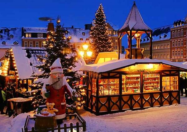 Family Friendly Christmas Market In Wien