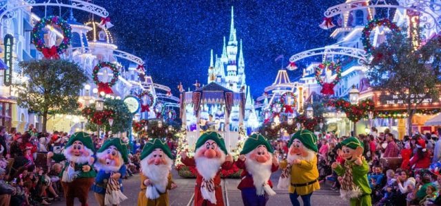 Theme Parks to visit in Winter